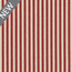 Stripes red / sand