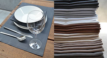 Linen Placemats To Collection