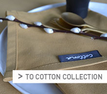 Our Cotton collection, 20 colours, mix & match!